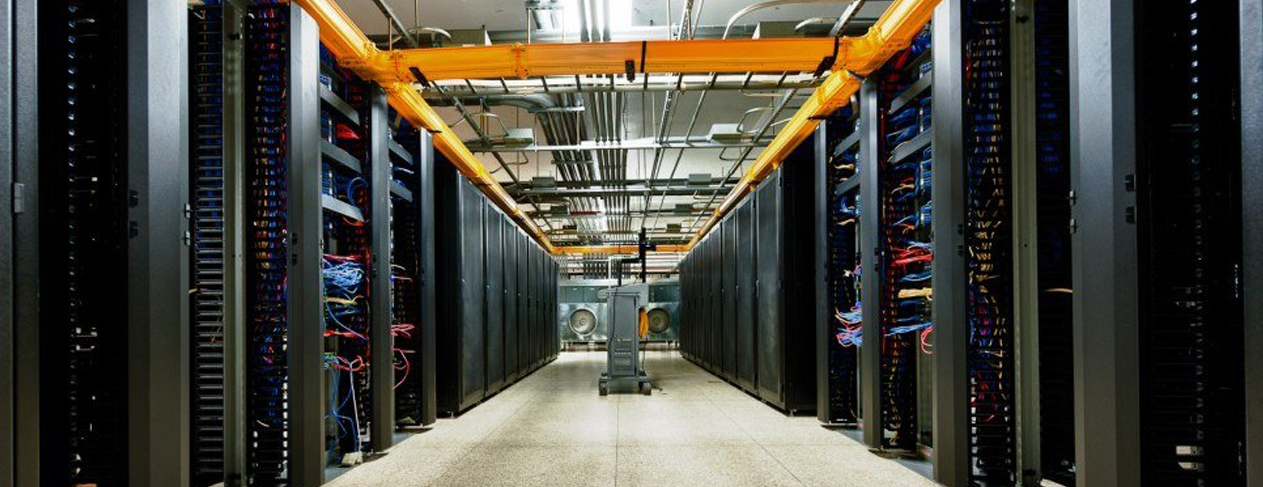 Construction of data centers